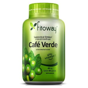Café Verde 60cps 500mg Fitoway