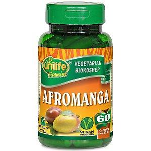 Manga Africana - Afromanga 60cps 450mg Unilife