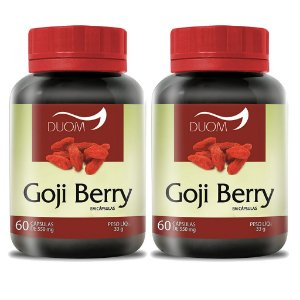 Kit 2 Und Goji Berry 60cps 550mg