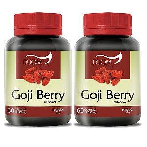 Kit 2 Und Goji Berry 60cps 550mg