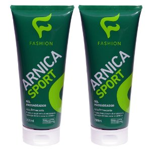 Kit 2 Und Arnica Sport Gel Massageador 200ml Fashion