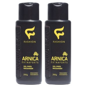 Kit 2 Und Gel para Massagem Arnica Extra Forte 200g Fashion