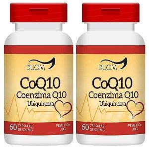 Kit 2 Und Coenzima Q10 60cps 350mg