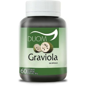 Graviola 60cps 500mg Duom