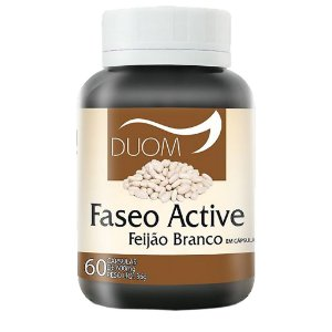 Faseo Active (Feijão Branco) 600mg Duom