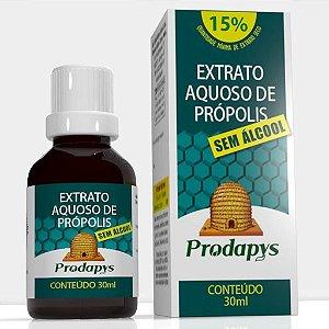 Extrato Aquoso de Própolis (Sem Álcool) 30ml Prodapys