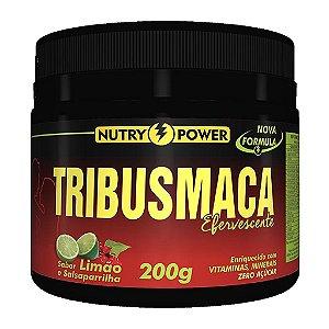Tribus Maca 200g Sabor Limão Nutry Power