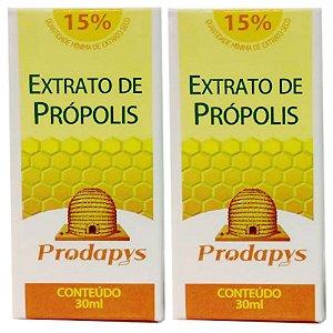 Kit 2 Und Extrato de Própolis 30ml Prodapys