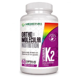 Vitamina K2 60cps Mediervas
