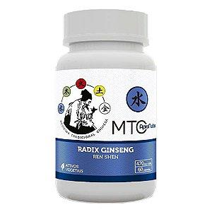 MTC Radix Ginseng 60cps 470mg REN SHEN Apisnutri