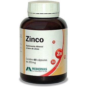 Zinco (Zn) 60cps Mediervas