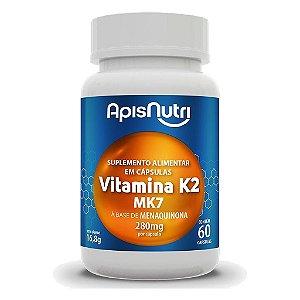 Vitamina K2 60cps 280mg Apisnutri