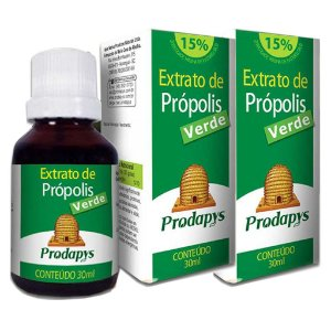 Kit 2 Und Extrato de Própolis Verde 30ml Prodapys