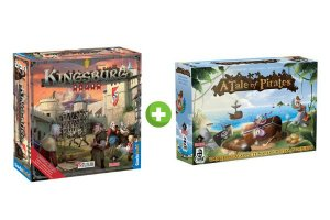 Combo: Kingsburg & A Tale of Pirates