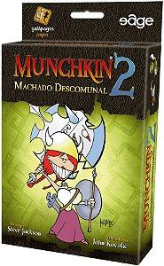 Munchkin 2: Machado Descomunal