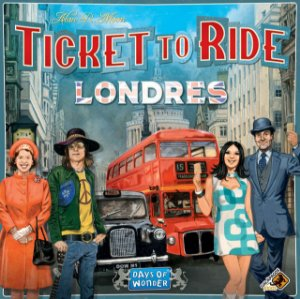 Ticket to Ride: Londres
