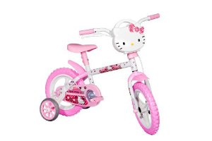 Bicicleta Hello Kitty - Aro 12