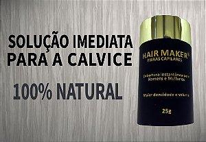 Hair Maker - Fibras Capilares - Frasco com 25 Gramas