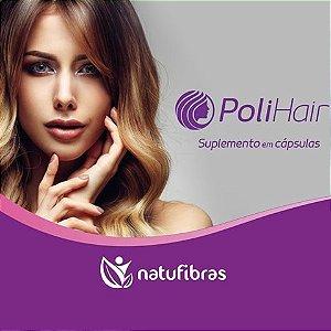 PoliHair Natufibras - O original da TV - 100% Natural - O melhor produto para cuidar dos seus cabelos