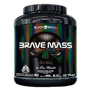 Brave Mass (2,7kg) - Black Skull