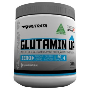 Glutamina UP - Nutrata