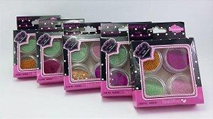 kit quatro cores unhas de caviar unhas decoradas