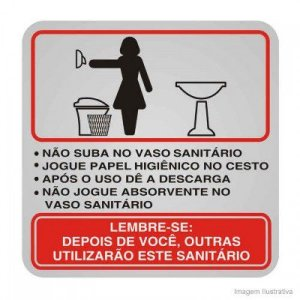 Banheiro femenino