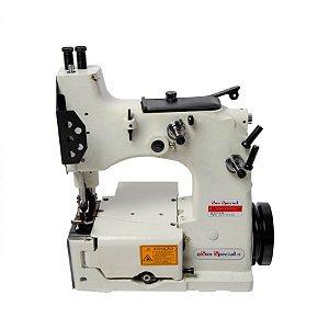 Máquina Costura Industrial Fechar Boca Saco Sun Special SSH80800L - Bivolt
