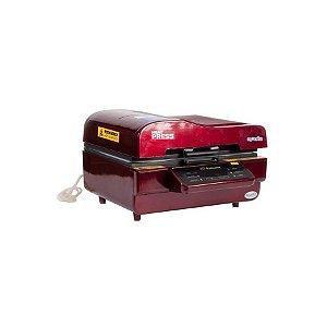 Prensa 3D Sublimação até 12 Canecas Vermelha 2900w Sun Special 13/26a 220v 50/60Hz SSH-3D-051