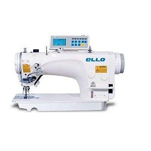 Maquina de costura tipo ZIG ZAG 2 e 3 pontinhos com mais 300 tipo diferentes de pontos na sua memoria Ello EL-2290A-SR7P - 220 V