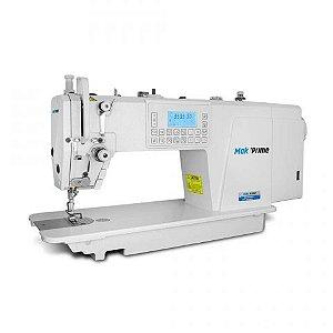 Maquina Reta Eletrônica com Motor de Passo e Direct Drive Mak Prime MA9100DJ - 220 V com Kit de Calcadores