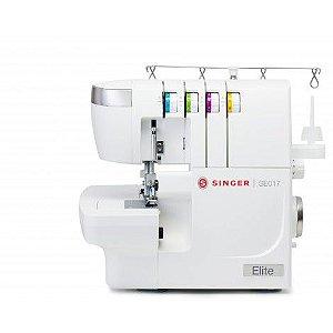 Máquina de Costura Overlock Singer SE017 - 220 v Lançamento