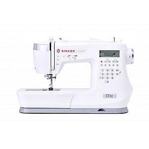 Máquina de Costura Singer Elite CE677 com 200 Pontos - Autovolt 110/220 V