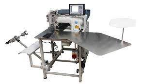 Máquina Automática de Abrir Peitilho Sansei SA-T5878-58B - 220 V