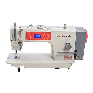 Máquina Costura Industrial Reta Direct Drive Sun Special SS180D-TP-QI - 110 V
