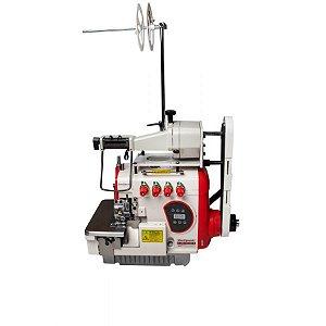 Máquina Costura Industrial Overlock Ponto Cadeia 550w 220v Sun Special SS94D-LFC-PR-SU - 220 V