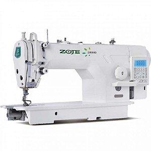 Maquina Reta Eletrônica Solenóide Embutido Zoje  ZJ-9000D-D4S-02 - 220 VLTS