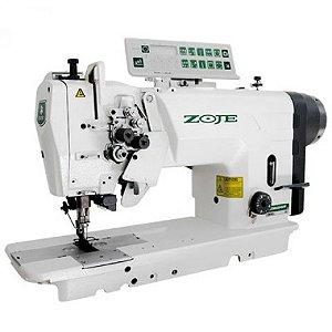 Maquina Pespontadeira Eletrônica Direc Drive  Alternada Pesada Zoje ZJ-2875-5-BD-D3/PF - 220 VLTS