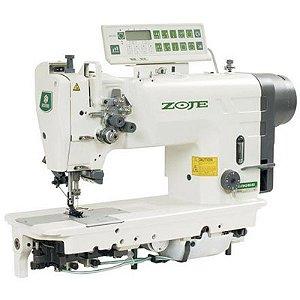 Maquina Pespontadeira Eletrônica Fixa Motor Direct Drive Zoje ZJ-2872-BD-D3/PF - 220 VLTS