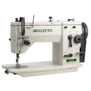 Maquina de Costura Ziguezague Semi-industrial Lubrificada 9 mm Zoje ZJ-20U93 - BIVOLT