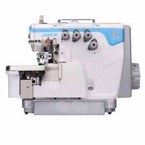 Maquina de Costura Interloque Pesada Direct Drive Jack JK- E4-5-04/435 - 220 VLTS