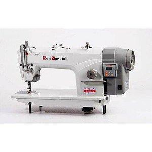 Máquina Costura Industrial Reta Direct Drive Sunspecial Modelo SS9901D-E-G -220 vlts