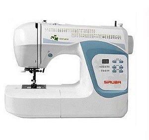 Máquina de Costura Siruba HSP6854 Zigue-Zague Eletrônica - 110 VLTS + KIT DE LINHAS