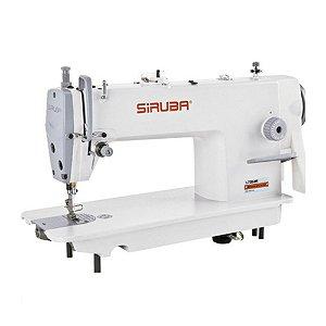 Máquina de Costura Reta  Industrial Siruba L720-M1-ECO - BIVOLT + KIT DE CALCADORES