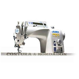 Maquina de Costura Reta Eletronica Leve Juki  DDL-9000-BSS-WBK-180A - 220 VLTS