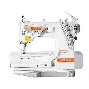 Maquina de Costura Galoneira Siruba Plana F007K-W122-364 FHA - Bivolt