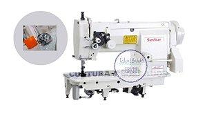 Maquina de Costura Reta Transporte Triplo Sunstar KM-560 - BIVOLT