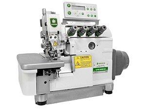 Maquina de Costura Zoje Interloque Eletrônica Média Direct Drive ZJ-932-38-BD-D3A - 220 VLTS