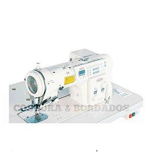 Maquina de Costura Zig Zag Eletronica Sunstar KM-2070-7M - 220 vlts