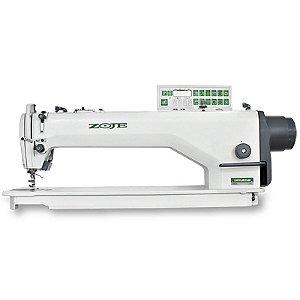 Maquina Reta Eletrônica Cabeçote Longo 80cm Direct Drive Zoje ZJ-9701LAR-D3-800/PF - 220 VLTS